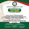 NBA Asaba Law week