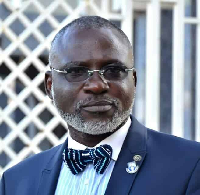 Yinka Farounbi Offers To Serve You As NBA Legal Adviser, He Seeks Your Vote– Colleague