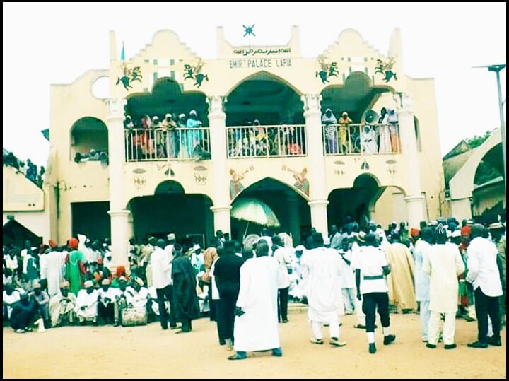 Emir of Lafia palace