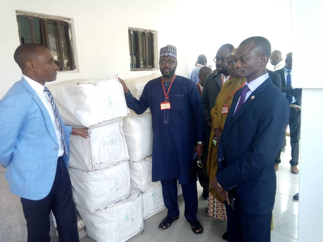 Flagrant Corruption: Diverted Global Fund Mosquito Nets returned to Beneficiaries