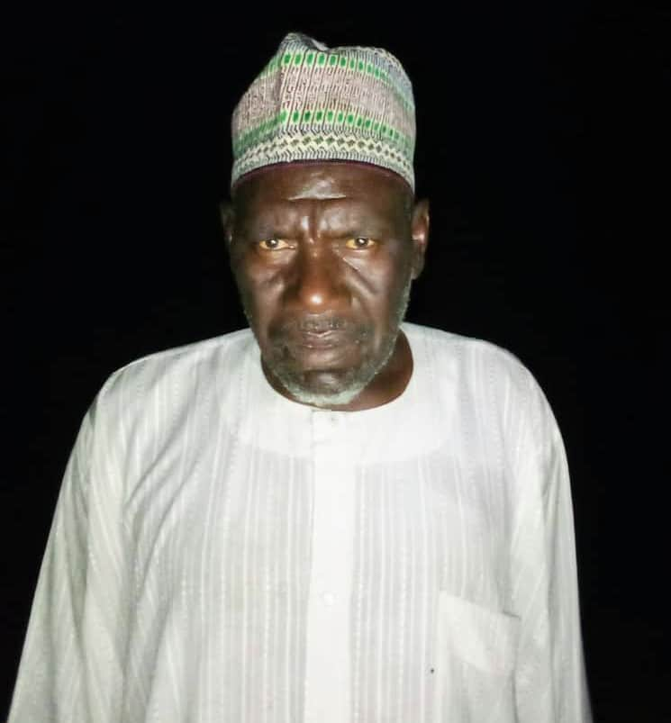 Old Man Cries Out for Justice over Torture, Death of Son, Hassan Muktari, in Police Custody