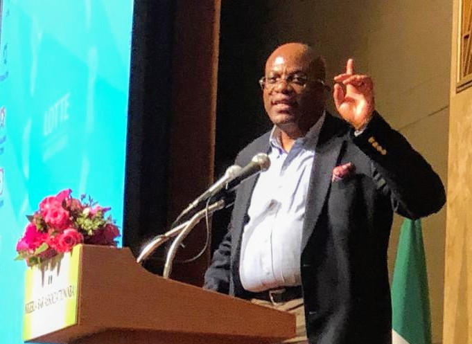 Gallery| Hosting of Nigerian Delegates to the IBA Conference in Seoul by Nigeria's Ambassador to South Korea