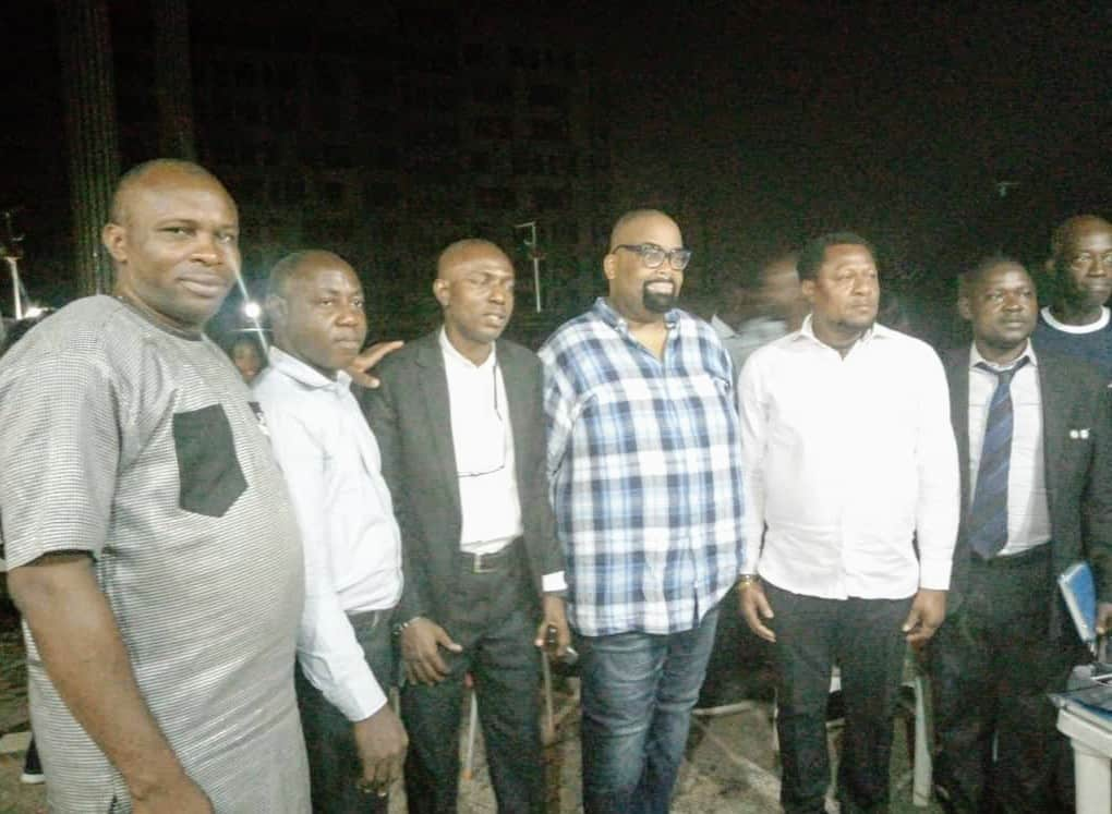Olumide Akpata, NBA Benin Branch Members Meet Up to Discuss Crucial Lawyers' Concerns