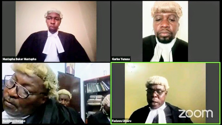 Borno State Judiciary Continues Online Court Sittings, Two Discharged and Acquitted, One Sentenced