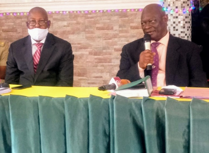 C'River State Acting Chief Judge Releases over 30 Inmates from Correctional Centre, Afokang [Day One]