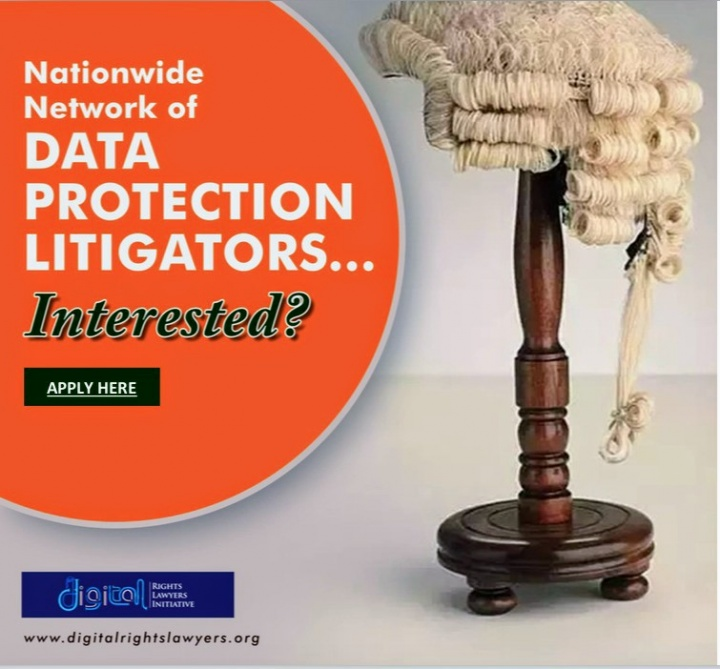 Nationwide Network of Data Protection Litigators: Digital Rights Lawyers Initiative Calls for Applications