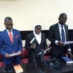Lagos State Chief Judge swears-in New Notaries Public