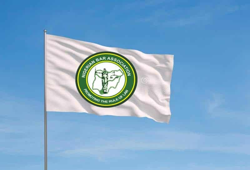 Nigerian Bar Association Logo