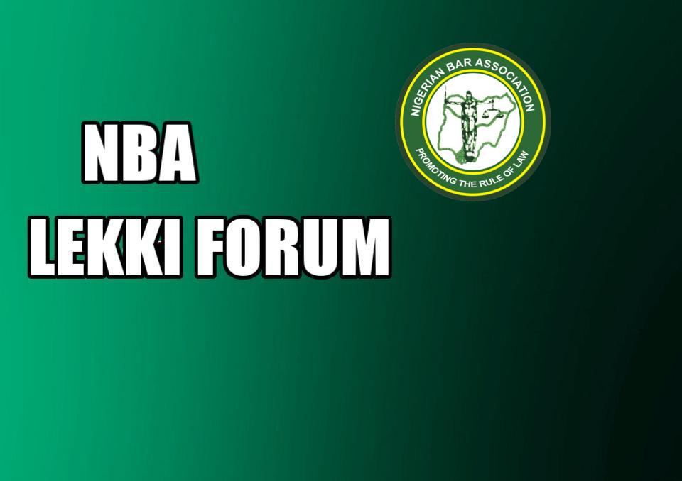 NBA Lekki Forum