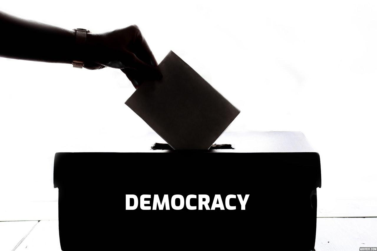 Blockchain technology in elections