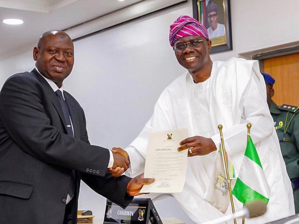 New Lagos Chief Judge, Justice Kazeem Alogba, Sworn in, harps on Community Sentencing