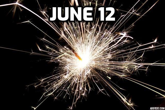 June 12 celebrations