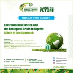 NBA2019AGC~Ikhide Ehighelua to Present Complimentary Copies of Book, 'Enviromental Protection Law', to First 10 Session Attendees