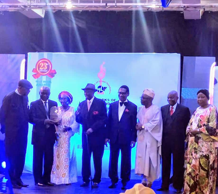 Hon. Justice Orilonise Wins Role Model Award for Resisting Inducements to Change Prepared Ruling on 2007 Edo State Governorship Election Petition
