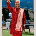 Renowned Nollywood Actor, Legal Practitioner, Dr. Kenneth Okonkwo (a.k.a Andy Okeke) Drums Support For Dele Adesina SAN