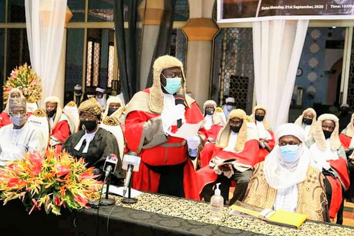 Hon. Justice Alogba Directs All Courts in Lagos State to Fully Resume Sittings