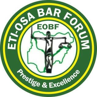 Eti-Osa Young Lawyers' Forum Set to Hit Big Waves in 2020/2021 New Legal Year, Appoints Leke Oyeniran as New Secretary