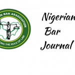 Call for Articles for Publication: Nigerian Bar Journal